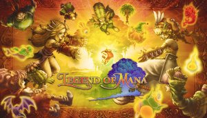 Cover Legend of Mana Remastered