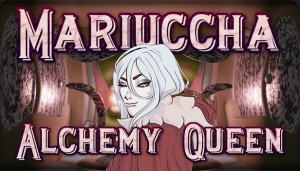 Cover Mariuccha Alchemy Queen