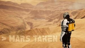 Cover Mars Taken