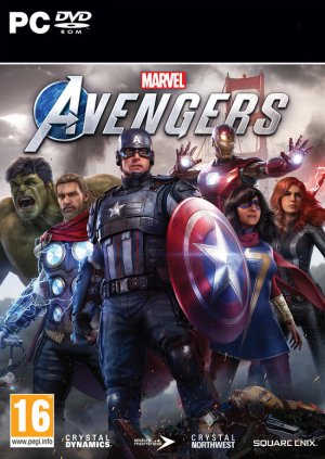 Cover Marvel's Avengers