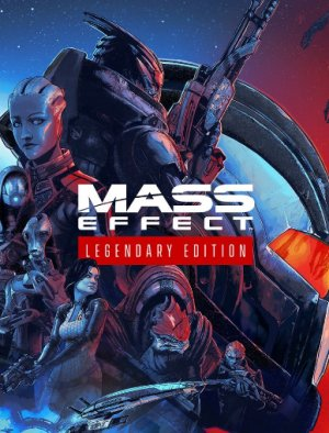 Cover Mass Effect Legendary Edition