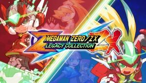 Cover Mega Man Zero / ZX Legacy Collection (PC)