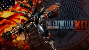 Cover Metal Wolf Chaos XD (PC)