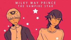 Cover Milky Way Prince: The Vampire Star