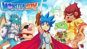 Cover Monster Boy and the Cursed Kingdom (PC)