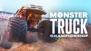 Cover Monster Truck Championship