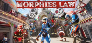 Cover Morphies Law (PC)