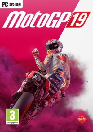Cover MotoGP 19 (PC)