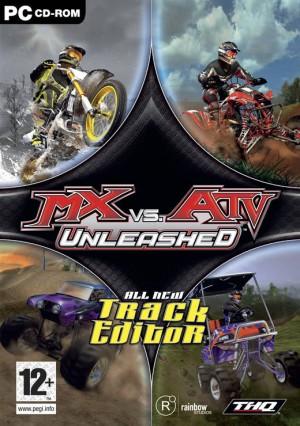 Cover MX vs. ATV Unleashed
