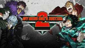 Cover My Hero One's Justice 2 (PC)