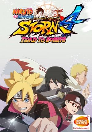 Cover Naruto Shippuden: Ultimate Ninja Storm 4 - Road to Boruto