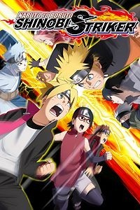 Cover NARUTO TO BORUTO: SHINOBI STRIKER