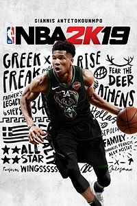 Cover NBA 2K19 (PC)