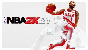 Cover NBA 2K21