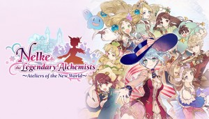 Cover Nelke & the Legendary Alchemists: Ateliers of the New World (PC)