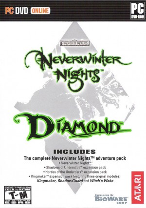 Cover Neverwinter Nights Diamond