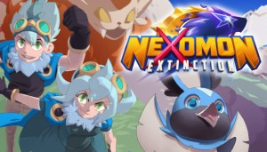Cover Nexomon: Extinction