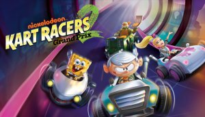 Cover Nickelodeon Kart Racers 2: Grand Prix (PC)