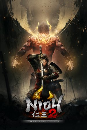 Cover Nioh 2: The Complete Edition