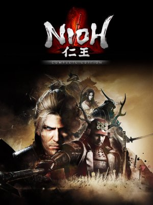 Cover Nioh: The Complete Edition