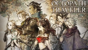 Cover OCTOPATH TRAVELER