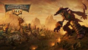Cover Oddworld: Stranger's Wrath HD