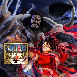 Cover One Piece: Pirate Warriors 4