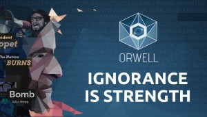 Cover Orwell: Ignorance is Strength