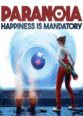 Cover Paranoia: Happiness is Mandatory