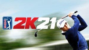 Cover PGA Tour 2K21 (PC)