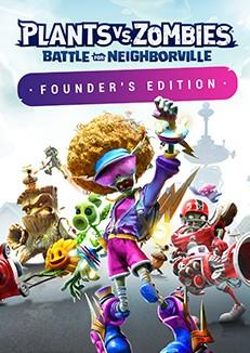 Cover Plants vs. Zombies: Battle for Neighborville