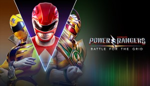 Cover Power Rangers: Battle for the Grid (PC)