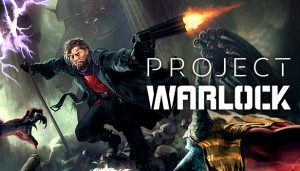 Cover Project Warlock