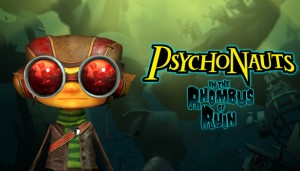 Cover Psychonauts in the Rhombus of Ruin