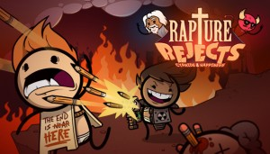 Cover Rapture Rejects