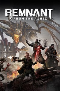 Cover Remnant: From the Ashes