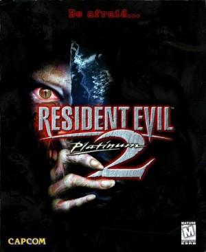 Cover Resident Evil 2: Platinum