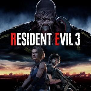 Cover Resident Evil 3