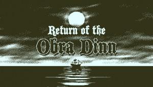 Cover Return of the Obra Dinn