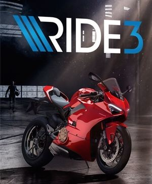 Cover RIDE 3 (PC)