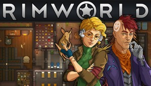 Cover RimWorld