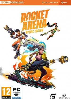 Cover Rocket Arena (PC)