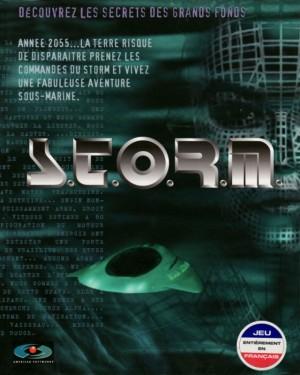 Cover S.T.O.R.M.
