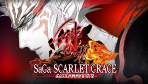 Cover SaGa: Scarlet Grace