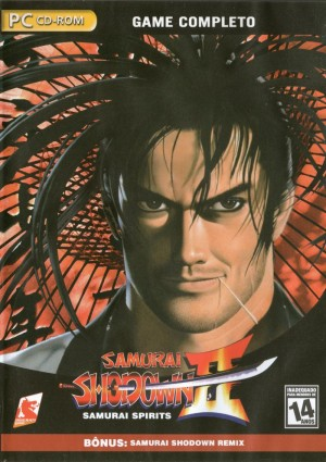 Cover Samurai Shodown II