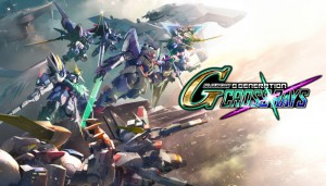 Cover SD Gundam G Generation Cross Rays (PC)