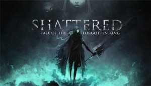 Cover Shattered - Tale of the Forgotten King
