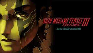 Cover Shin Megami Tensei III: Nocturne HD Remaster
