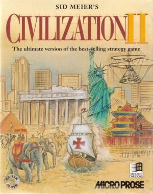 Cover Sid Meier's Civilization II