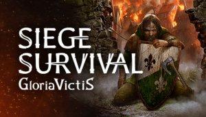 Cover Siege Survival: Gloria Victis